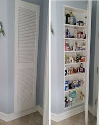 Built In Drywall Shelves Diy Built In Shelving For My Bathroom Shelving Storage And