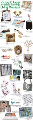 25 gift ideas for friends family living overseas