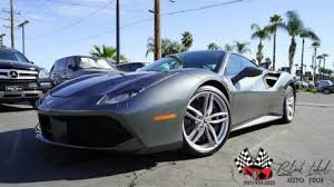 It runs almost 15 miles per gallon in the city while taking the records to 18 miles per gallon on highways. Ferrari 488 Gtb For Sale In Riverside Ca Black Label Auto Firm