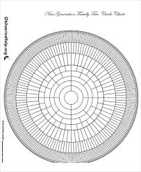 Family Tree Organizational Chart Template 9 Family Tree Chart Templates Free Samples Examples