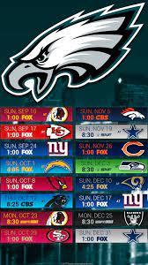 Eagles Schedule Wallpaper Iphone
