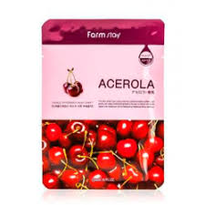 Отзывы о <b>Маска</b> для лица <b>Farm Stay</b> Acerola
