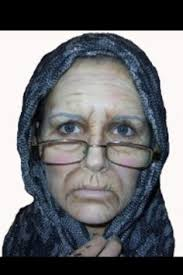 old lady makeup with only facepaints face costume ideas kids