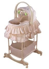 bassinet vs crib  new kids center