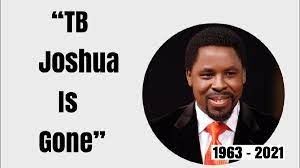 Citifiedblog learned that the founder of the synagogue church of all nations, temitope joshua, better known as prophet tb joshua, died on the way to the hospital. Nxjswez6f5gdmm