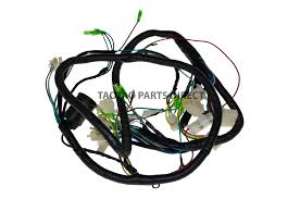 thunder 50 wire harness taotao parts direct les paul 50s wiring harness at 50 Wiring Harness