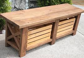 Build a storage bench Bench Seat Diy Storage Bench Wooden Seat Bob Vila Diy Storage Bench Ways To Build One Bob Vila