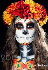 you like it my how to do sugar skull makeup for sugar skull makeup simple sugar skull makeup sugar skull face paint sugar skulls makeup