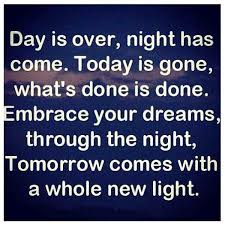 Inspirational Good Night Quotes Delectable 48 Inspirational Goodnight Quotes With Beautiful Images Good