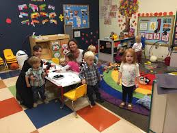 atlanta elementary school teacher in the classroom ola preschool atlanta