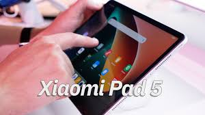 Xiaomi Pad 5: Hier gibt's das Android ...