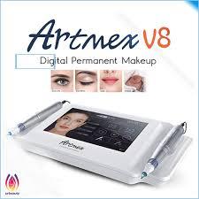 mastor digital tattoo permanent make up machine for eyebrow eyeliner lip u v8