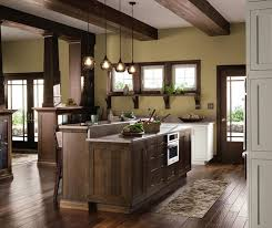 ... Quartersawn Oak Cabinets In A Rustic Kitchen By Decora Cabinetry ... Good Ideas