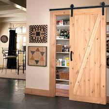 barn door pantry trendy doors 8 hardware cool sliding simply southwestern  wooden full size . barn door pantry ...