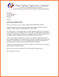Company Introduction Letter Format 24 Company Introduction Letter Format Company Letterhead 20