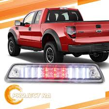 Cargo Light F150 Replacement Amazon Com P Ra 2009 2014 Ford F 150 Rear Led Chrome Third