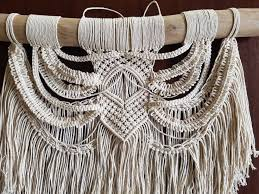 Small Picture 1069 best macrame wall hanging images on Pinterest Macrame wall