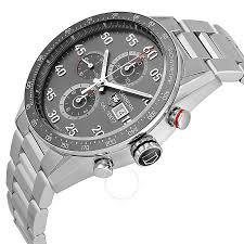 tag heuer carrera calibre 1887 automatic chronograph grey dial tag heuer carrera calibre 1887 automatic chronograph grey dial stainless steel men s watch car2a11ba0799