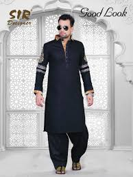 Designer Kurta For Groom Pin By Hareem By Ameera On Men Style Kurta Designs Kurta