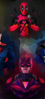 Marvel, superheroes, art picture ...