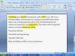 animal farm chapter literary analysis final cut avi animal farm chapter 2 literary analysis final cut avi