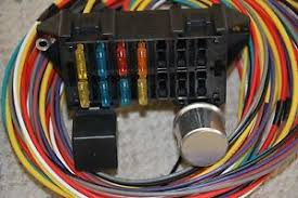 aftermarket fuse box aftermarket fusebox for ferrari and series pics circuit basic wire harness fuse box street hot rat rod wiring image is loading 10 circuit