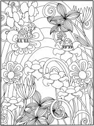 Coloring sheets for kids flower coloring pages free printable coloring pages coloring books. Garden Coloring Pages Coloring Rocks