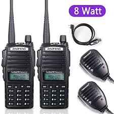 BaoFeng Radio BaoFeng UV-82 8W High Power Ham ... - Amazon.com