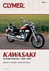 vulcan 1500 motorcycle 1987 1999 service repair manual clymer manuals kawasaki vulcan 1500 1987 1999 m357 2