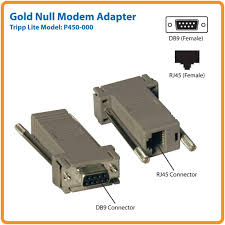 amazon com tripp lite null modem serial rs232 modular adapter kit from the manufacturer