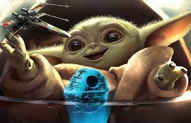 3840X2160 HD Wallpapers Baby Yoda (Page ...