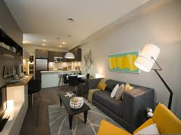 Decorating A Long Narrow Living Room Ideas Home Improvement - Living and dining room