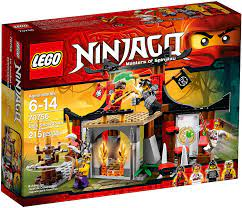LEGO Ninjago 70756 - Finale im Dojo: Amazon.de: Spielzeug