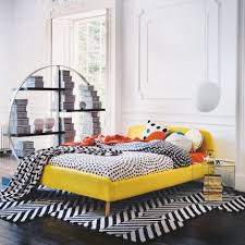Orange Bedroom Furniture Bedroom Colour Schemes Ideal Home