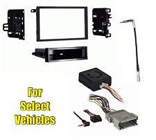 tahoe bose amp parts accessories stereo radio install dash kit wire harness antenna adapter combo w w