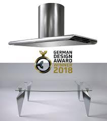 テーブルオリガミ レンジフードユーフォーgerman Design Award
