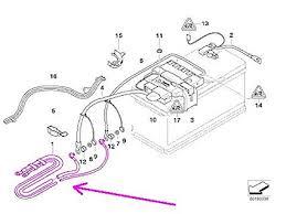 amazon com bmw e90 e91 e92 e93 dual battery cable positive from image unavailable
