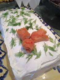 Check out our easter foe selection for the very best in unique or custom, handmade pieces from our shops. Smoked Salmon Torte Makes A Wow Centerpiece For Easter