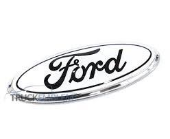 ford emblem. Modren Ford 1 NEW CUSTOM WHITE U0026 BLACK 9904 FORD 7 Throughout Ford Emblem