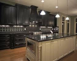 custom black kitchen cabinets. Wonderful Custom Black Kitchen Cabinets Farmhouse Lovely Ideas For Rta Review With Custom C