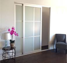 modern glass closet doors. Acrylic \u0026 Glass - Sliding Closet Doors / Room Dividers Contemporary-bedroom Modern L