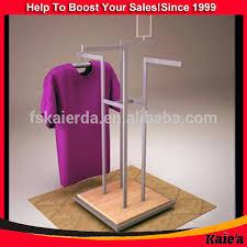 T Shirt Display Stand Modern Display Racks Tshirt Display Stand Tshirt Display Rack 1