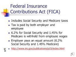 Tax Withholding Chart For Employers 1 State And Federal Reporting Requirements 2 Federal