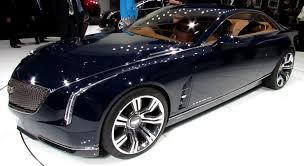 New Cadillac Cars