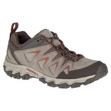merrell men s pulsate 2 leather shoes boulder outdoor men s footwear apparel