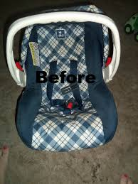 you can get a full car seat cover and more to completely transform your infant carrier car seat