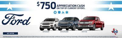 Ford Dealer in Wichita Falls, TX | Used Cars Wichita Falls | Wichita ...
