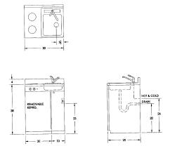 Kitchen Sink Drain Line Height