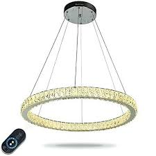 remote control chandelier lighting led ring ceiling light pendant lights modern chandeliers lighting indoor lamp with