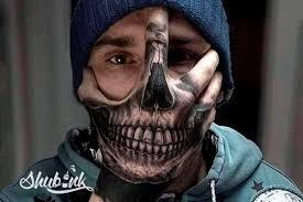 череп тату значение опасная жизнь или символ возрождения